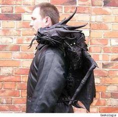 Unusual and creative backpacks