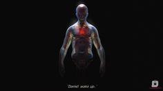 ArtStation - Obsidian Reverie_Sythnethic Human Body, Brad Wright