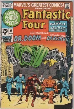 Marvel's Greatest Comics V1 31.  VF. June by RubbersuitStudios, $18.50 #comicbooks #stanlee #jackkirby