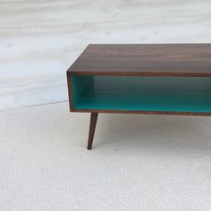 The Slim Mid Century Modern Coffee Table