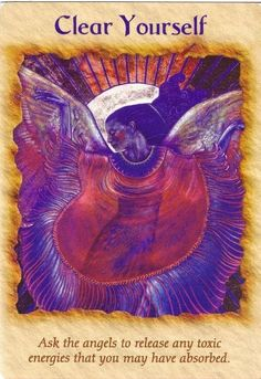 Angel Healing Card of the Day