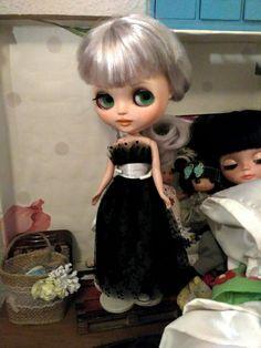 Lizzy.  Blythe custom por RosDolls. Ros Ortega Benitez