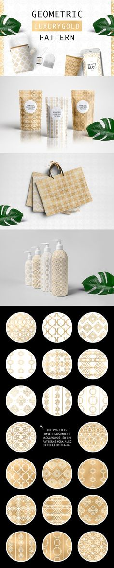 Premium Geometric Luxurygold Pattern Recommended by Creative Sofa $10 - Awesome Deal