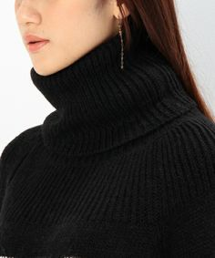 5 PREVIEW Cavour Turtleneck Sweater ニット タートル / ファイブ プレビュー」