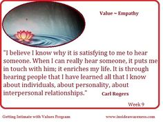 Daily Quote Reflection on the value of  Empathy 2