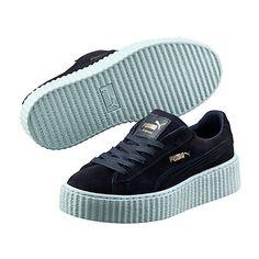 Puma PUMA BY RIHANNA WOMEN S CREEPER ( 140) ❤ liked on Polyvore featuring  shoes 7d56e7d37
