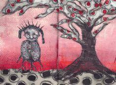 Copper Tubing, Screen Shot, Storytelling, Moose Art, Create, Wood, Trees, Animals, Painting