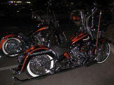 Hogs, Harleys, Baggers, Choppers