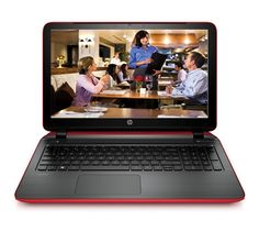 #HP_Pavilion 14-V015TU 14-inch #Laptop (Vibrant Red) with #Laptop_Bag Buy Now Price:  INR 35,330.00