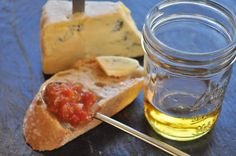Rustic Sourdough with Stilton and a John Jacob Rye (image copyright The Whiskey…