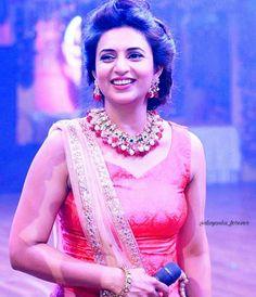 Beautiful Gorgeous DivyankaTripathi Iranian Women Fashion, Womens Fashion, Yeh Hai Mohabbatein, Get A Life, Life Partners, Beautiful Gorgeous, Compliments, Sari, Celebs