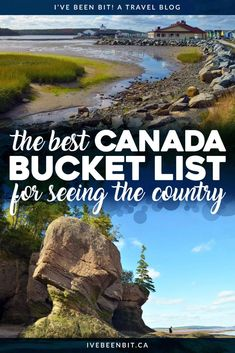 The Ultimate Canada Bucket List For Locals & Visitors Alike This Canada … – Best Europe Destinations Vancouver, Ontario, Costa, Europe Destinations, Travel Europe, Time Travel, Travel Bag, Travel Plane, Passport Travel