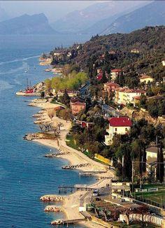 Malcesine, Lago di Garda Italy