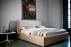 Maximilian By Ivano Redaelli Contract Furniture, Bedroom Furniture, Modern Furniture, Furniture Design, Modern Beds, Bed Base, Bedroom Bed, Bedrooms, California King