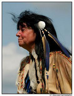 Native American Lady