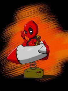 #Deadpool #Fan #Art. (Deadpool for fun) By:TheDemonPaint. (THE * 5 * STÅR * ÅWARD * OF: * AW YEAH, IT'S MAJOR ÅWESOMENESS!!!™)[THANK Ü 4 PINNING<·><]<©>ÅÅÅ+(OB4E)