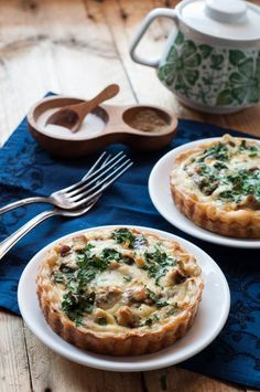 7th Heaven, Bon Appetit, Cheddar, Quiche, Risotto, A Food, Meals, Dishes, Breakfast