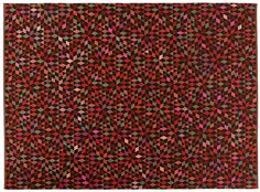 Tapis 3 triangles, Bertjan Pot (Golran)