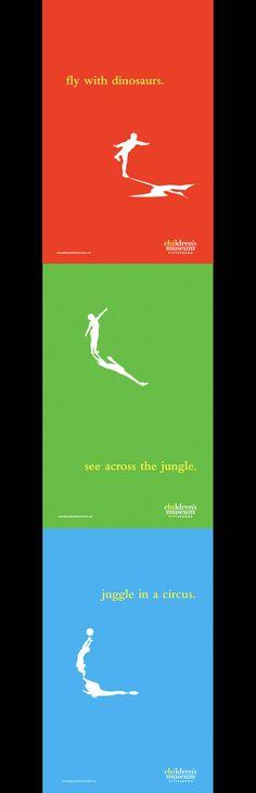 Children's Museum Ads by: Bryan Brunsell
