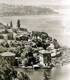 ✿ ❤ Bir Zamanlar İSTANBUL, Kanlıca 1930'lar