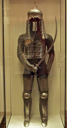 17th century Turkish armour