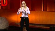 Simply inspiring...look past those limits you think you have.  Caroline Casey on ted talks.