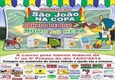 JC RADIALISTA : SÃO FELIPE BA: Promoção São João danado de Bom 201...
