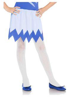Girls White Fishnet Tights by Leg Avenue Childrens Fancy Dress, Fancy Dress For Kids, Fishnet Tights, Leg Avenue, Boy Or Girl, Ballet Skirt, Legs, Girls, Dresses