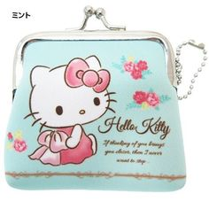 Sanrio Hello Kitty Coin Purse Bag Small Pouch    Want additional info   Click on the image. b09bd2ee10