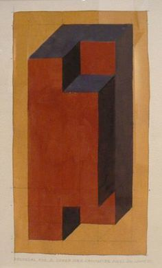 Wall Drawing: Proposal for R. Cohen's Residence, Cambridge | Sol LeWitt, Wall Drawing: Proposal for R. Cohen's Residence, Cambridge (1985)