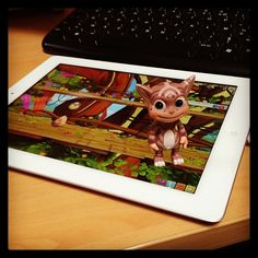 What´s running on this #iPad? #OMG #Creatures4 on #iOS! by Fishing Cactus, via Flickr