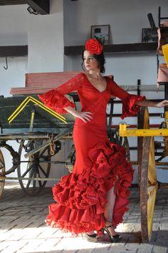 cb198bb91 Las 8 mejores imágenes de trajes de flamenca Paco Álvarez en 2017 ...