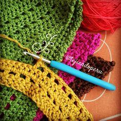 #Bolero o torera mariposa tejidos a #crochet para bebés, niñas y pronto para adultas!  Paso a paso en vídeo tutorial :)