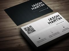 Creative Individual Business Card by bouncy on @creativemarket