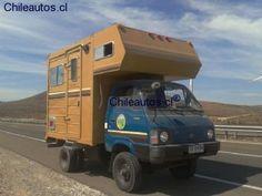 Chileautos: Kia KIA CERES 4X4 CAMPER 2000 $ 6.600.000