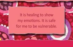 """""""We avoid feeling vulnerable because we believe that when we let go we will be hurt, as though vulnerability is blindness or worst of all, weakness. In reality vulnerability is the precise state in which we are healed. Conscious vulnerability creates growth.. it is the dividing border of who you were & who you are to become."""" ~ Gigi Young #healing #emotions #vulnerability #growth #recovery"""