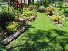 Potager ou jardin fleuri comment am nager un talus for Entretien jardin noumea
