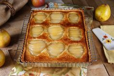 Whiskey Pear Tart / Patty Price / Patty's Food