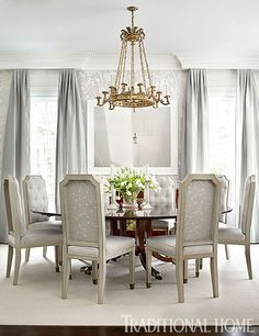traditional home dining rooms. New Home with Calm Colors  Traditional diningroom 25 Exquisite Corner Breakfast Nook Ideas in Various Styles