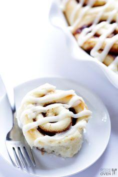1-Hour Easy Cinnamon Rolls Recipe   gimmesomeoven.com
