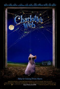 Charlotte's Web Movie Poster ( of Streaming Movies, Hd Movies, Movies Online, Movies And Tv Shows, Movie Tv, Cloud Movies, Iconic Movies, Hd Streaming, Watch Movies