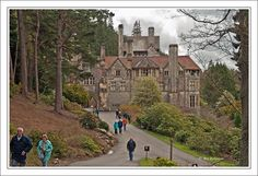 Cragside - an explorer's dream - Rothbury, Northumberland