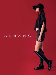 Stivale elegante e glamour al tempo stesso! Scoprili sul nostro shop online www.albanoonline.it