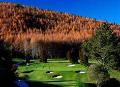 Wairakei International Golf Course, Lake Taupo