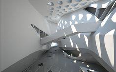 Zaha Hadid - Guggenheim Museum in Vilnius