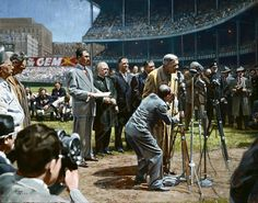 On this day in 1947, 'Babe Ruth Day' was celebrated throughout the majors.