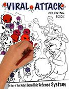 Ask A Biologist, Coloring Page, Viral Attack. Multiple coloring pages and worksheets Science Topics, Teaching Science, Teaching Ideas, Preschool Body Theme, High School Activities, Leveled Readers, Human Body Systems, Cool Coloring Pages, Online Coloring