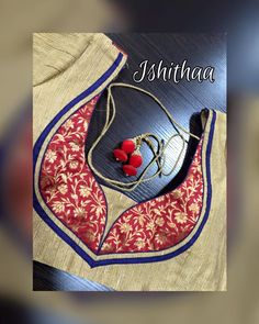 Pattern blouse designed at Ishithaa ! :) pls ping us on 9884179863 to book an appointment or for further queries. :) ud83dude18ud83dude18ud83dude0dud83dude0dud83dude0aud83dude0a 01 July 2016