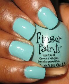 Finger Paints - Tiffany Imposter