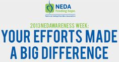 NEDAwareness Spotlight: The results are in!